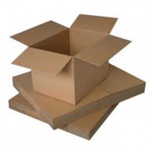 Diseño páginas web Madrid en cajas de cartón